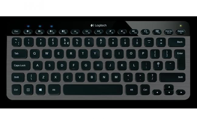 Logitech K810