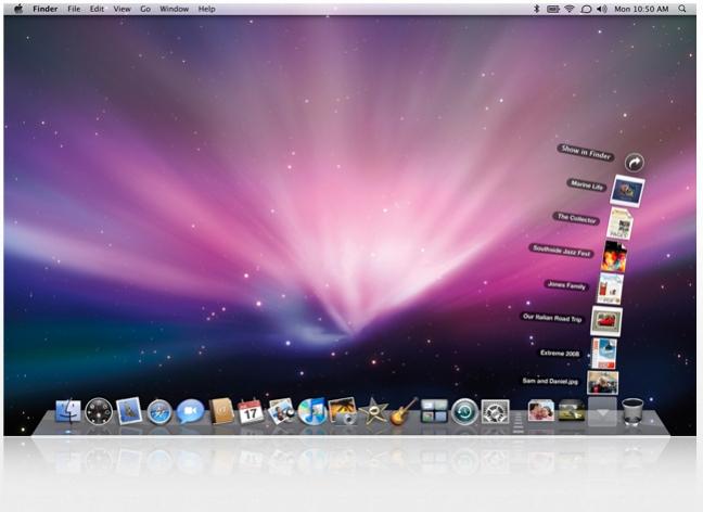 Icone Mac OS Leopard