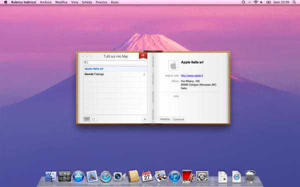 Mac OS X Lion Developer Preview