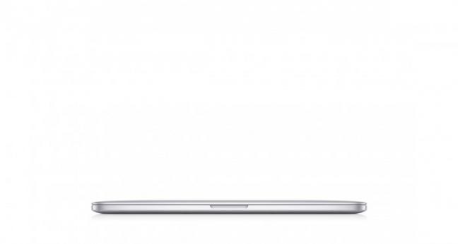MacBook Pro 13 pollici Retina display chiuso