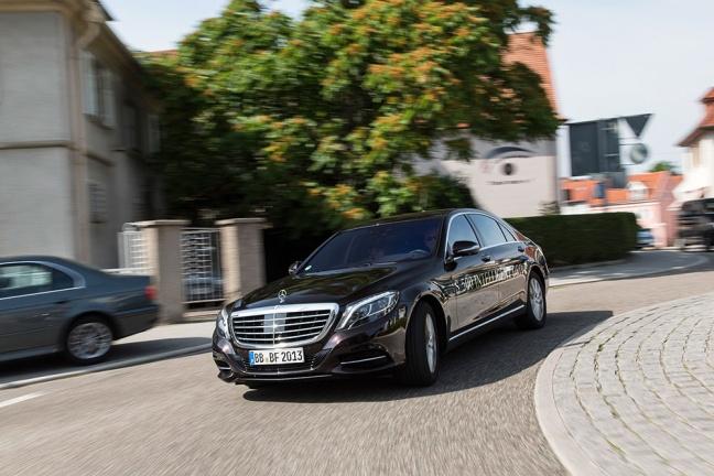 Mercedes-Benz Classe S 500 Intelligent Drive