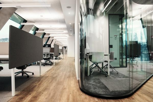 Microsoft House, la nuova sede di Microsoft Italia a Milano