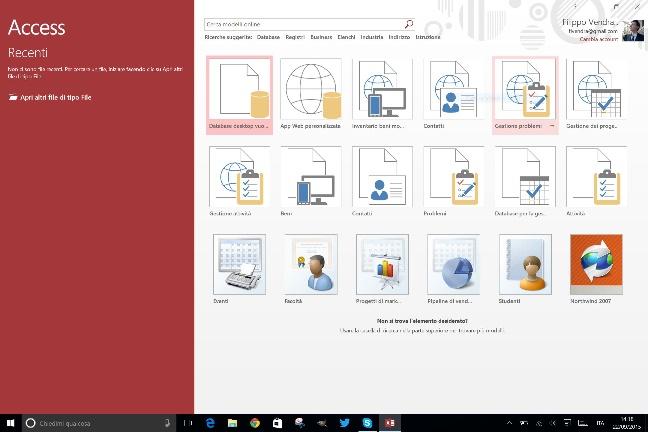 Microsoft Office 2016 per PC Windows