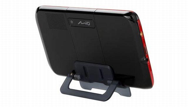 Mio Moov V780 rear