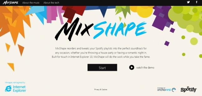 MixShape
