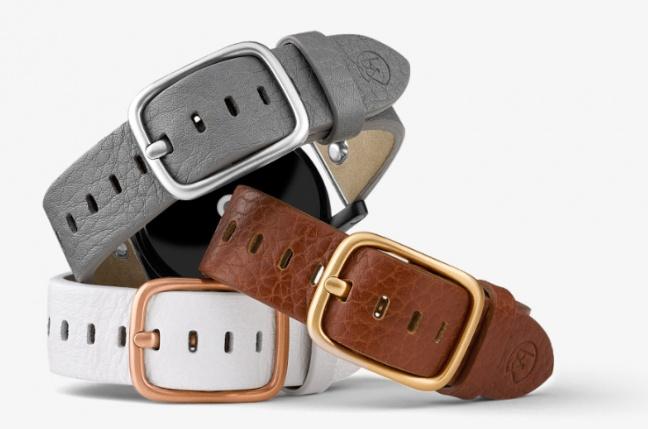 MODE, cinturini per smartwatch Android Wear (pelle)