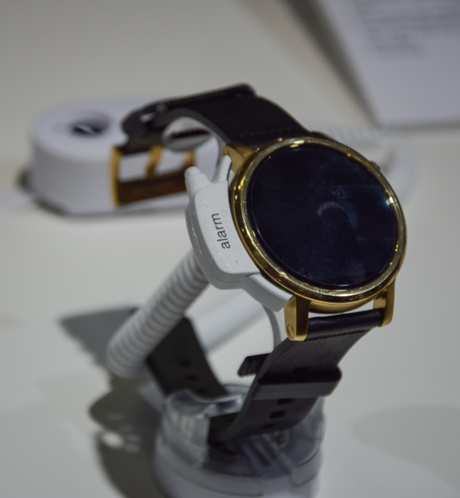 Motorola Moto 360 (2015) all'IFA di Berlino