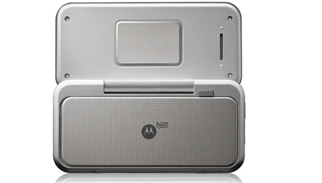 Motorola Backflip - retro