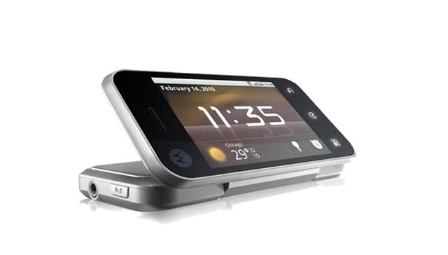 Motorola Backflip - comodino