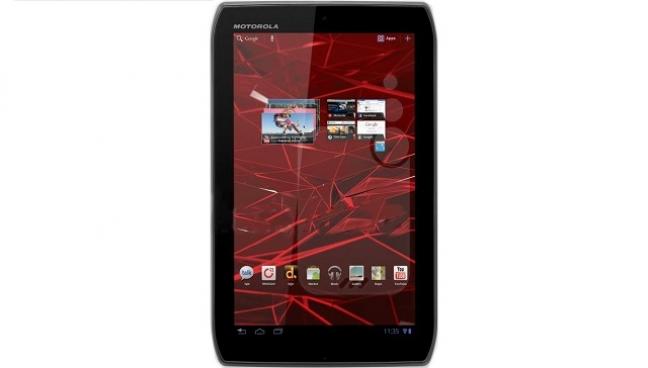 Motorola Xoom 2 fronte
