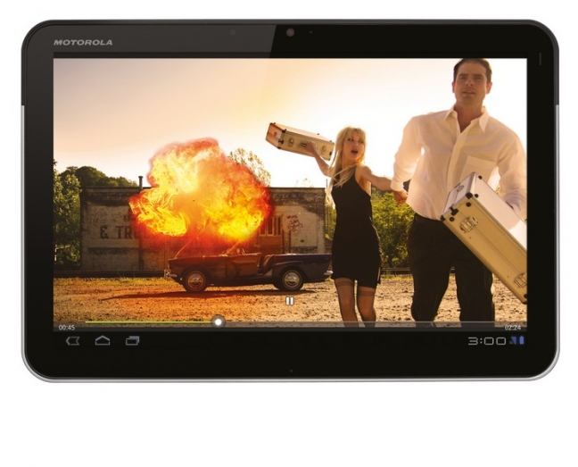 Motorola Xoom: Foto 01