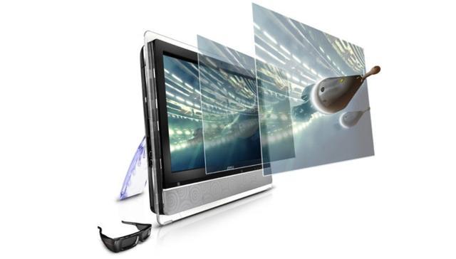 MSI Windtop AE2420 3D panoramica