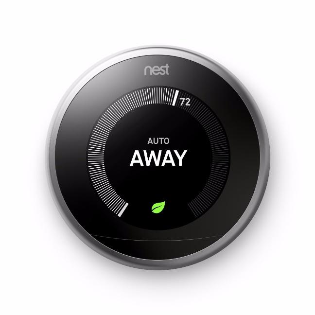 Nest, la terza generazione del termostato smart
