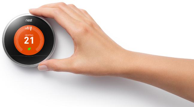 Nest, il termostato intelligente per la smart home