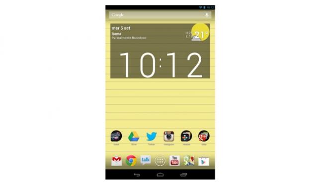 Nexus 7 Android 4.1