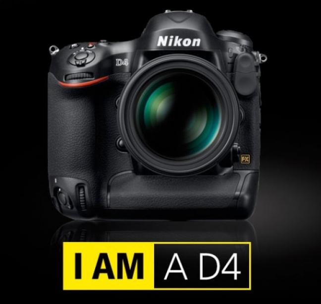 i-am-nikon-d4