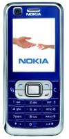 Nokia 6120 blu