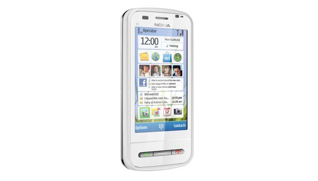 Nokia C6 sx