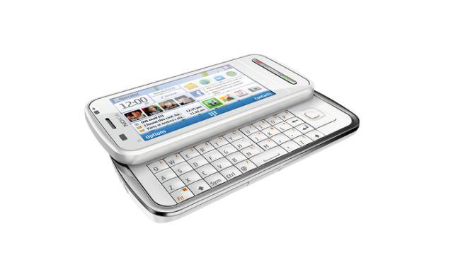 Nokia C6 tastiera