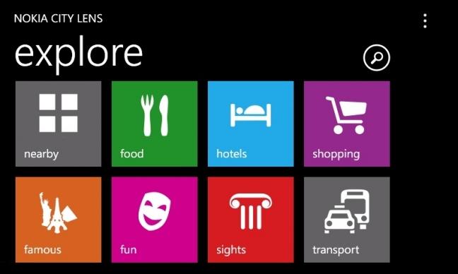 Nokia City Lens