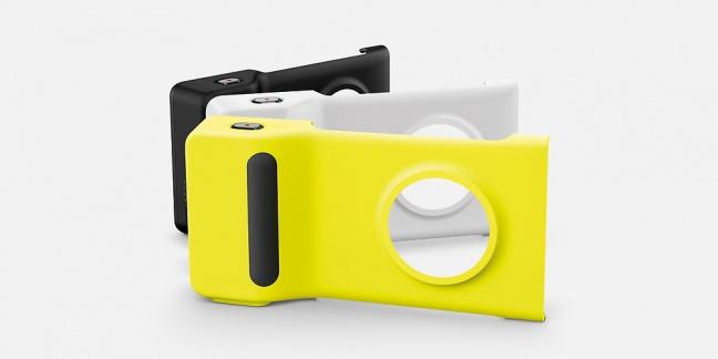 Nokia Lumia 1020 Camera Grip