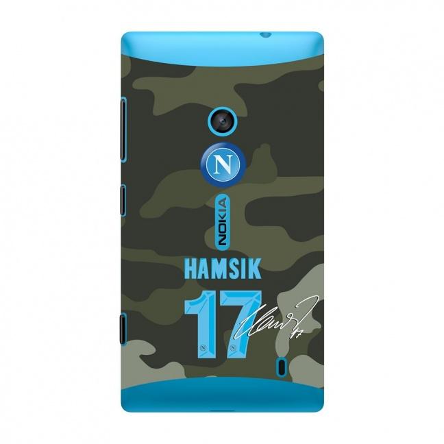 Nokia Lumia 520 in edizione limitata camouflage per i tifosi del Napoli