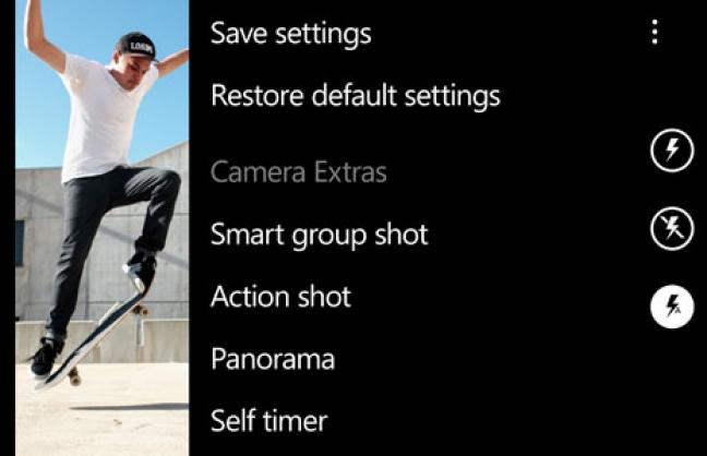 Nokia Lumia, applicazioni esclusive