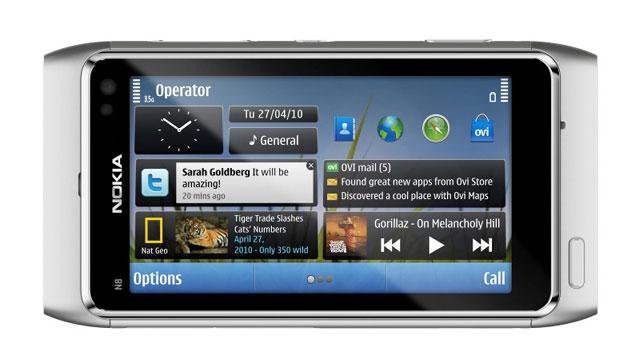Nokia N8 - Foto 1
