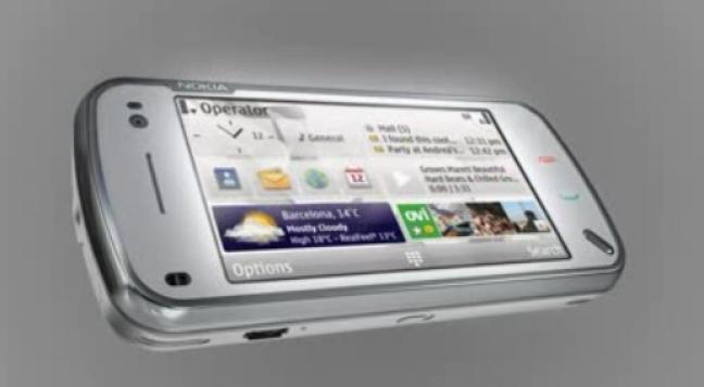 Organizer su Nokia N97