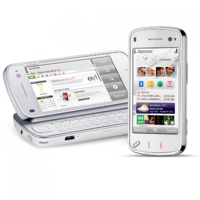Immagine ufficiale Nokia N97