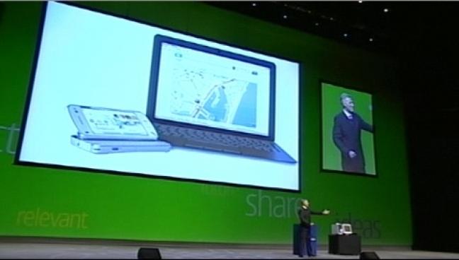 Presentazione live del Nokia N97