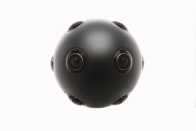 Nokia OZO, videocamera per realtà virtuale