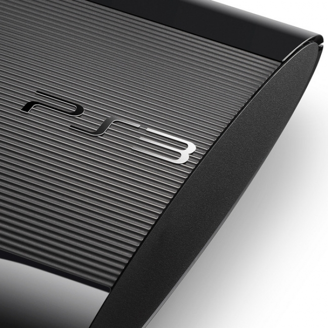 Nuova PlayStation 3 Slim