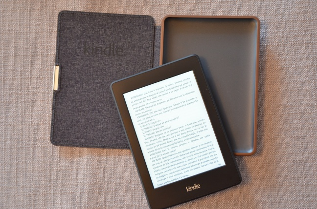Nuovo Kindle Paperwhite hands-on