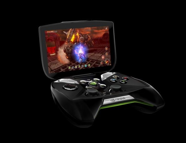 Giochi su Nvidia Project Shield