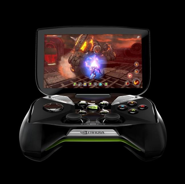 Giochi su Nvidia Project Shield