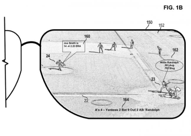 Occhiali realtà aumentata Microsoft