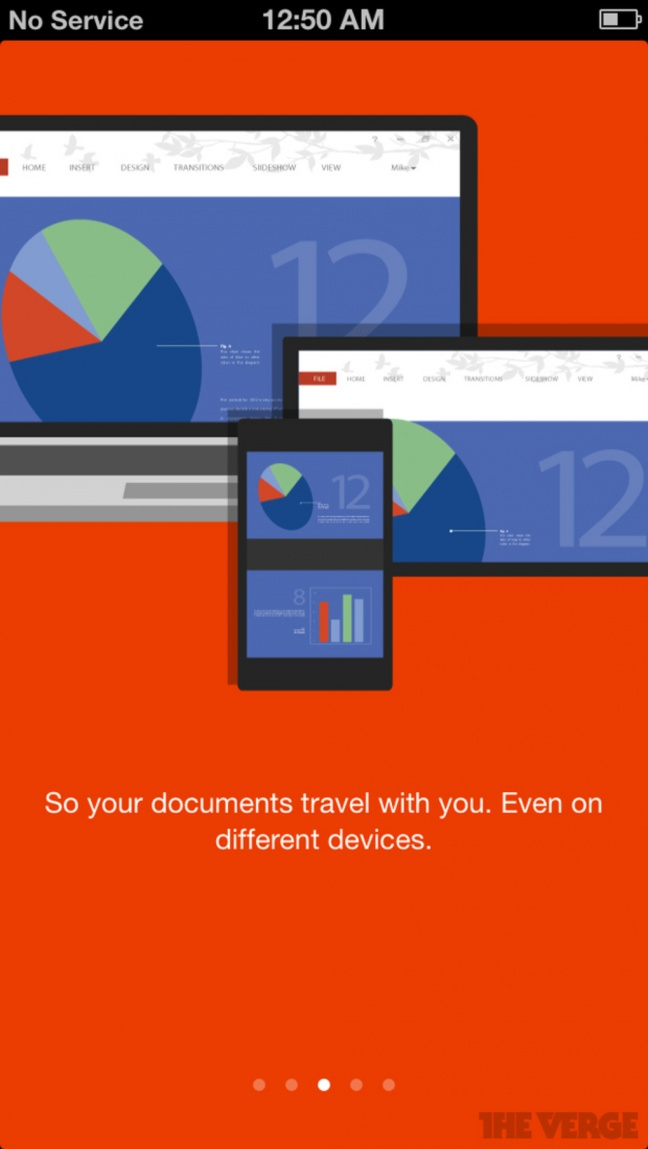 Office Mobile per iPhone