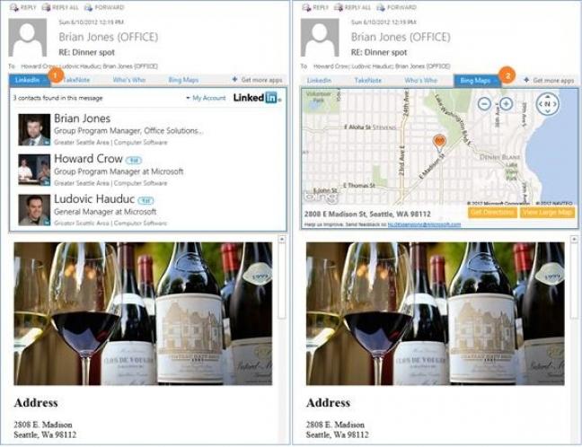 Office Store e Office 2013 web app