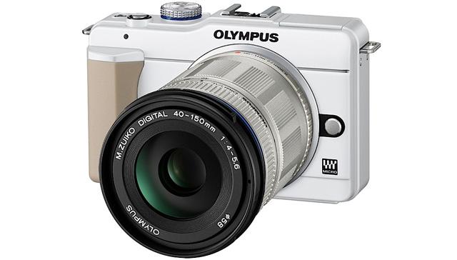 Olympus E-PL1S 1