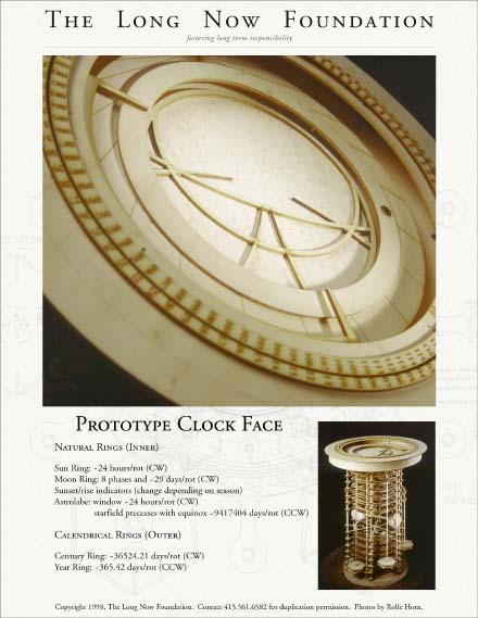 10.000 Year Clock