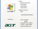 """Il PAE è attivo su questa macchina dotata di Windows XP, si capisce dalla dicitura """"Estensione Indirizzo Fisico"""""""