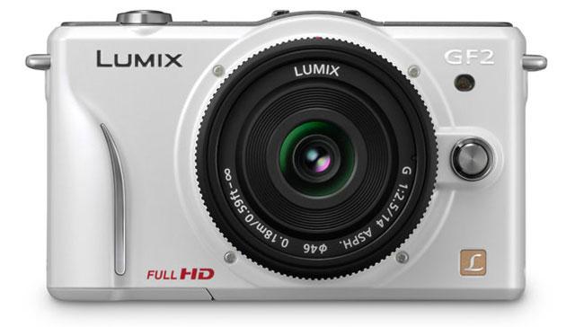 Panasonic Lumix DMC-GF2 1
