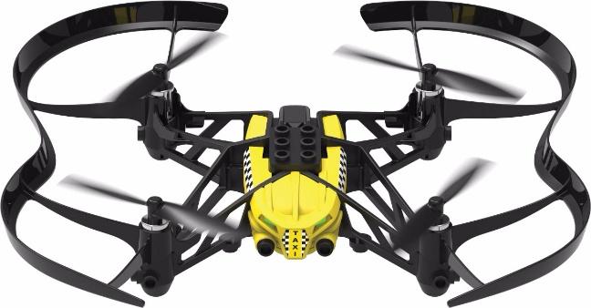 Parrot Minidrones: Airborne Cargo