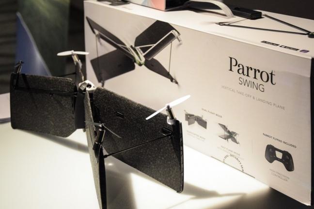Parrot Swing