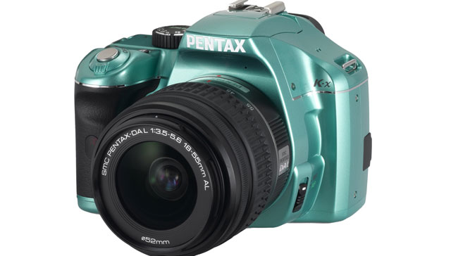 Pentax K-x 1