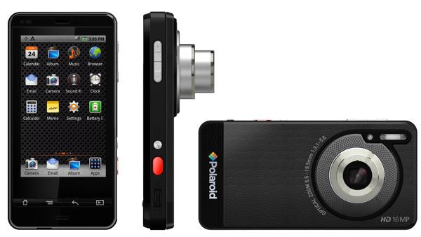 Polaroid con Android