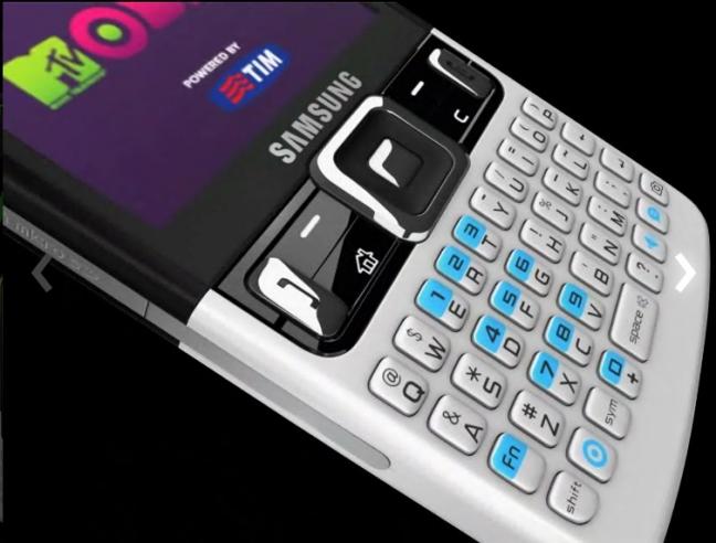 Tastiera Samsung C6620 MTV