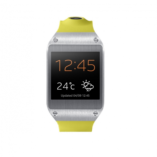 Galaxy-Gear_001_Front_Lime-Green