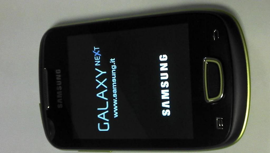 Samsung Galaxy NEXT